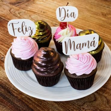 Cupcake para Mamá